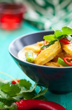 Thai Gelbes Curry