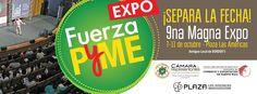 Magna Expo Fuerza PyME 2015 #sondeaquipr #magnaexpo #fuerzapyme #pyme #plazalasamericas #hatorey #sanjuan