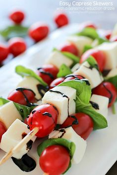 I love how colorful Skewers are and the ingredient and flavor combinations are endless. Sharing some Skewer Recipe Ideas from around the web that look absolutely amazing!