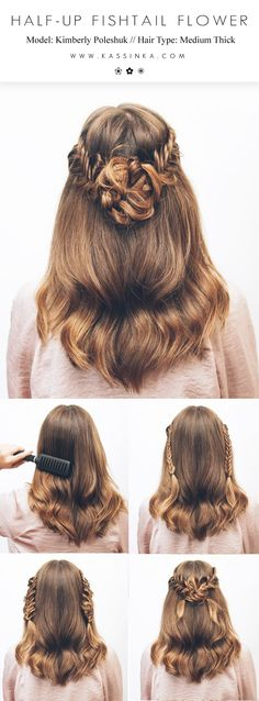 kassinka-hair-tutorial More (braided half up)