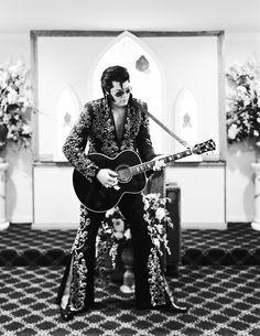Brendan Paul - Elvis Impersonator Las Vegas NV. We renewed our wedding vows and it was magical!