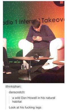 Hahaha Dan is me