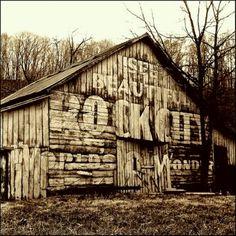 Great old TN barn