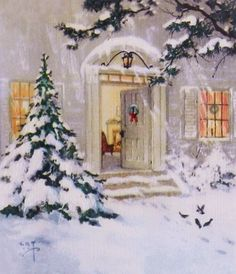 1367 best christmas front doors/windows images on ...