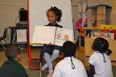 Vocabulary notebooks - research what it means and draw its meaning.  Then kids share their work.  Strategies for Teaching Vocabulary in Kindergarten   Scholastic.com Kindergarten Vocabulary, Vocabulary Games, Teaching Kindergarten, Teaching Reading, Vocabulary Strategies, Math, Spelling Activities, Teaching Activities, Teaching Tools