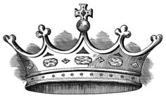 crown line drawing - Google Search