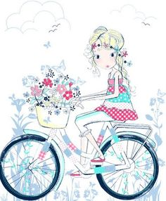 All about surface pattern ,textiles and graphics: Summer blues and long school holidays ........not long Ellie