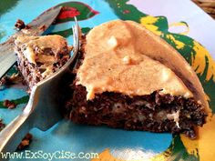 Naughty Banana and Chocolate Chip Protein Pancake (soy, dairy and grain free) - ExSoyCise