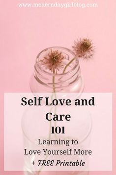 Taking care of yourself both mentally and physically is really important. Learn these easy tips to improving your self-care and self-love!