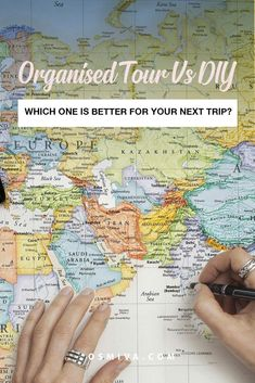 Organised Tour vs DIY: Which One is Better For Your Next Trip? Advantages of going on an organised tour. Advantages of doing it yourself (DIY). Planning your trip with an organised tour and DIY. Travel Reviews, Travel Articles, Travel Advice, Travel Guides, Travel Tips, Travel Stuff, Travel Hacks, Travel With Kids, Family Travel