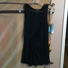 I just added this to my closet on Poshmark Cable & Gauge Black Tank with Zipper Detail. Check it out! Price: $10 Size: M, listed by lindsaycnj
