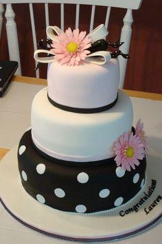 Lauren's High School Graduation Cake