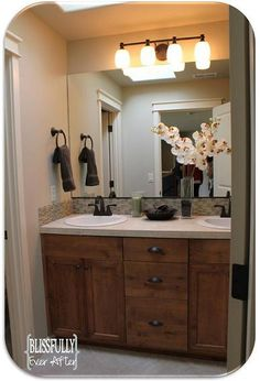 Bathroom Vanity Color