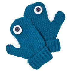 Gifts under $25: Joules boys moss stitch gloves #InStyle