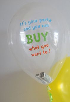 Fun Way to Give Money as a Gift - clever & great for Teens!