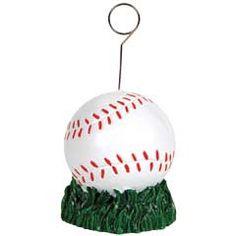 Baseball Balloon Weight from Windy City Novelties