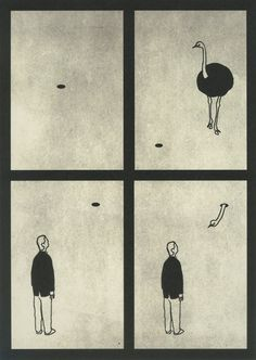 Alessandro Gottardo | Point of view, on Galleria dell'Incisione.