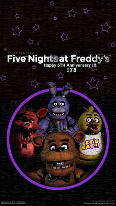 Fnaf Wallpapers, Cute Wallpapers, Five Nights At Freddy's, Welcome Back Movie, Rwby Wallpaper, Power Rangers Movie, Scott Cawthon, Photoshop Pics, Fnaf 1