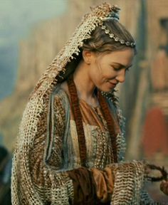 Princess Isolde of Irelend (from the Arthurian legends of Tristan and Isolde)