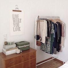 Un dressing tout simple
