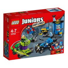 LEGO Juniors Superman vs. Lex Luthor 10724   Toys R Us Australia