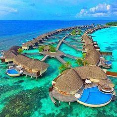 Maldivas  #destinos #travel #casamento #luademel #recémcasados #casamento #noiva #wedding #noivasdobrasil #blogdenoivas #instablog #casar #bride #instabride #viajar #holiday #groom #dream #lovely #blog #inspirar #viagem #photograph  #amazing #shine #beautiful #maldivas #ilhasmaldivas #honeymoon #maldives #maldivesislands by noiva_doano