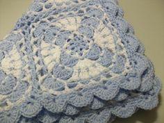 X-tra Sport Baby Blanket | Free Crochet Pattern