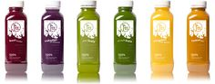Concept: The Fix Cold Pressed Juice on Behance
