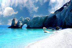 Skiathos island,Lalaria beach