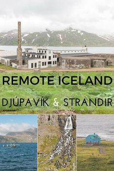 Exploring Djúpavík and the Strandir coast, the most remote uninhabited part of Iceland. Enjoy the dramatic and scenic landscapes of the Westfjords.