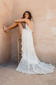 Angelica Halter Gown | Spell & The Gypsy Collective