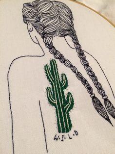 Stitching Sanity — queridasputnik: Wild