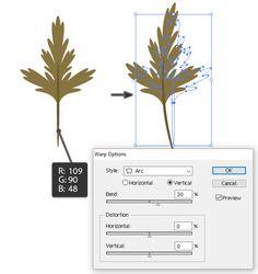 Spring Flowers From Basic Shapes in Adobe Illustrator