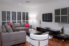 Aranżacja salonu, kuchni, jadalni - Dekoracje do domu DecoArt24