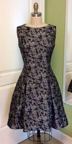 Discover the Burda Style universe Formal Dress Patterns, Dress Making Patterns, Formal Dresses, Holiday Dresses, Summer Dresses, Sewing Hacks, Sewing Tips, Swing Dress, Dressmaking
