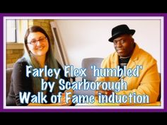 Farley Flex 'humbled' by Scarborough Walk of Fame induction - The Gracie Note Walking, Content, Note, Youtube, People, Walks, People Illustration, Youtubers, Hiking