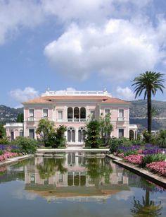 Villa Ephrussi de Rothschild, Saint-Jean-Cap-Ferrat, Provence-Alpes-Côte d'Azur