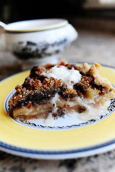 Pioneer Woman Apple Pie for christmas dinner