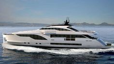 New Design: Wider Yachts Wider 122 motoryacht - YachtForums.Com