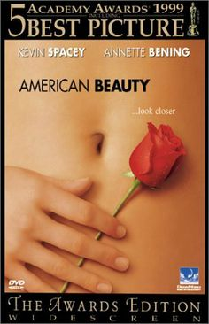 American Beauty Kevin Spacey, Annette Bening, Mena Suvari, Allison Janney, Peter Gallagher & others. Kevin Spacey, Annette Bening, Film Music Books, Music Tv, Clint Eastwood, Movies To Watch List, Beauty Movie, American, Bon Film