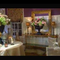 Romantic Dining Room