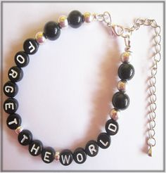 Afrojack Bracelet #Handmade #Afrojack #ForgetTheWorld