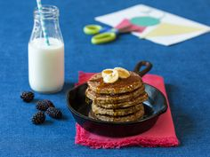 Power Pancakes from @Albertsons