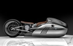 2a36c5b5f4d Alpha Motorcycle Concept Design Study for BMW