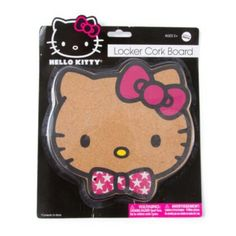 Hello Kitty Locker Cork Board