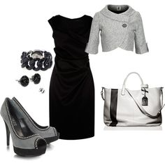 """Business Chic"" by deborah-simmons on Polyvore"