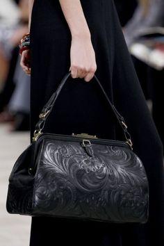 Le borse Ralph Lauren della sfilata Primavera Estate 2013