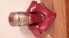 Ironman #resin #helmet prop #lifesize!,  View more on the LINK: http://www.zeppy.io/product/gb/2/291915281096/