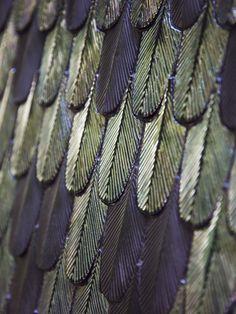 Mosaïque plumée | MilK decoration