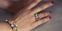 Les Néréides   Designers of luxury costume Jewellery